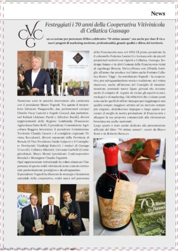 Vini e Cucina Bresciana N.89 Dic 2019