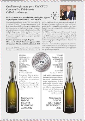 Vini e Cucina Bresciana N.90 Feb 2020