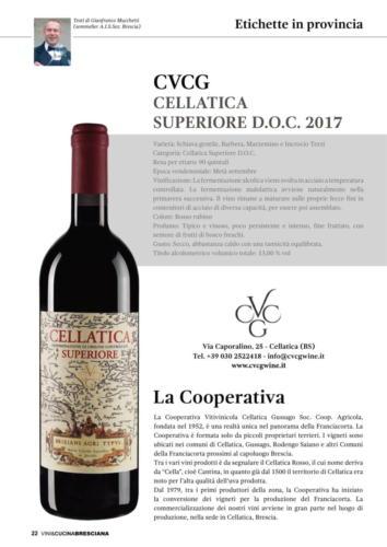 Vini e Cucina Bresciana N.93 Ago 2020