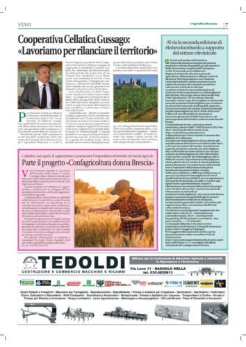 L'Agricoltore Bresciano 31 Mar 2021